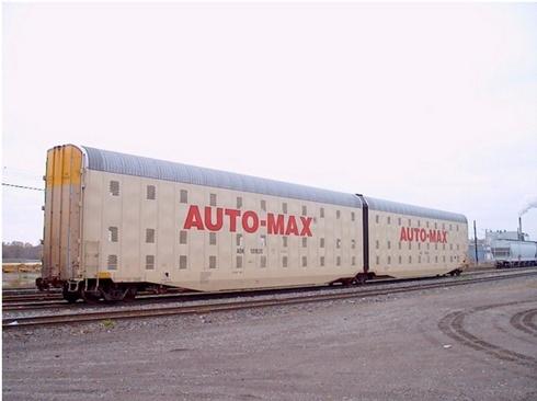 囚人護送用列車